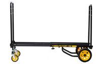 """RockNRoller R8RT Rock N Roller MultiCart - R8 """"Mid"""" w/ R Trac (500lb capacity)"""