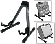 On Stage Stands GS7462B Professional A-Frame Guitar/Mixer/Amp Stand