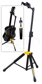 Hercules Stands GS415B Folding Neck Single Guitar Stand