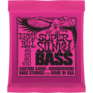 Ernie Ball 2834 Super Slinky 45-100 Electric Bass Strings