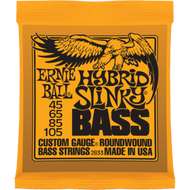 Ernie Ball 2833 Hybrid Slinky 45-105 Electric Bass Strings