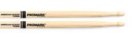 Promark Hickory 5B Wood Tip Drumsticks