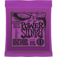 Ernie Ball 2220 Power Slinky 11-48 Electric Guitar Strings