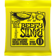 Ernie Ball 2627 Beefy Slinky 11-54 Electric Guitar Strings