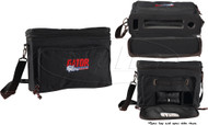 Gator Cases GM-1W Single System Wireless Microphone System Bag