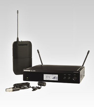 Shure BLX14R/W85 Handheld Wireless with WL185 Lavalier