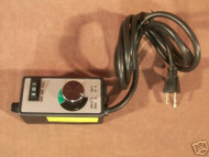 Variable Speed Control Rheostat potentiometer motor AC