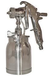 Sprayfine HVLP turbine bleeder gun w/1 qt siphon cup