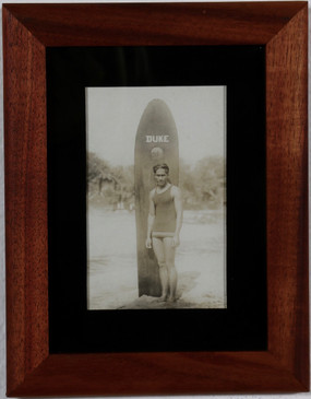 Duke Kahanamoku, Father of Modern Day Surfing, Original Vintage Postcard
