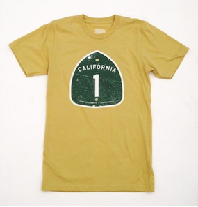CA Route 1 T-Shirt for Men