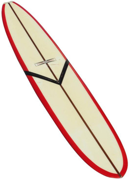 1966 Gordon and Smith Bi-Sect Surfboard, Rare and Important