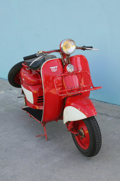 Motobecane Moby Scooter 1957
