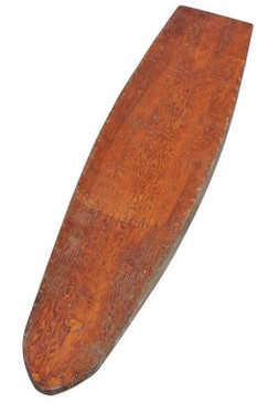 Original Tom Blake Breaker Board, Paddle-board Early 1940s