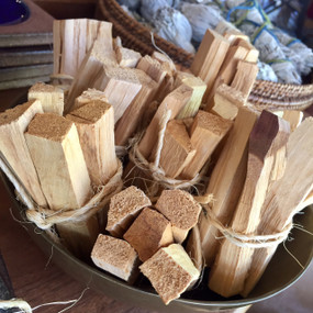 Palo Santo, Holy Wood
