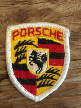Porsche Car Patch
