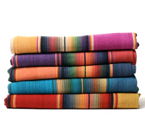 Serape Bright Blanket