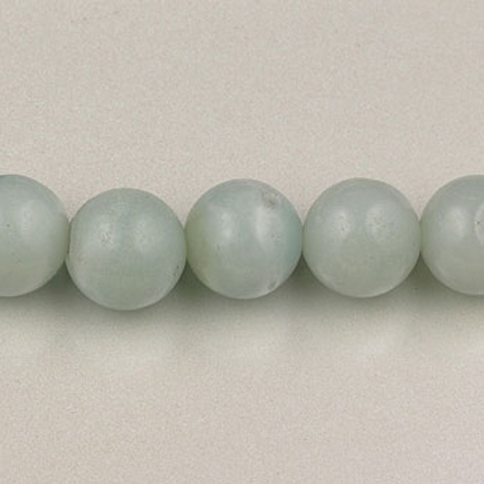 SPS0002 - Amazonite, 4MM Round (16 in. strand)