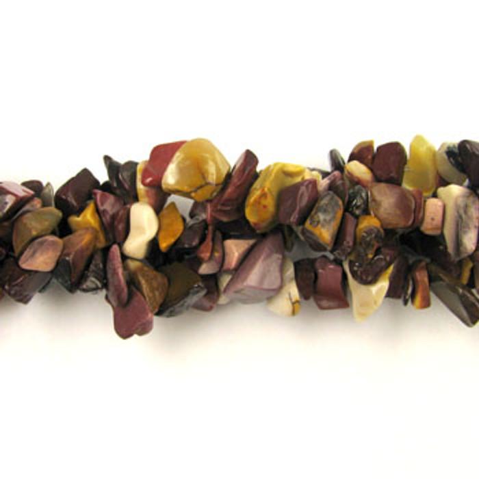 SPSC023 - Mookaite Chips (36 in. strand)