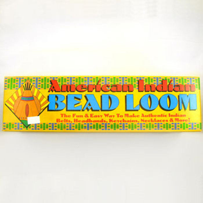 TO0007 - American Indian Bead Loom, Bead Smith (each)