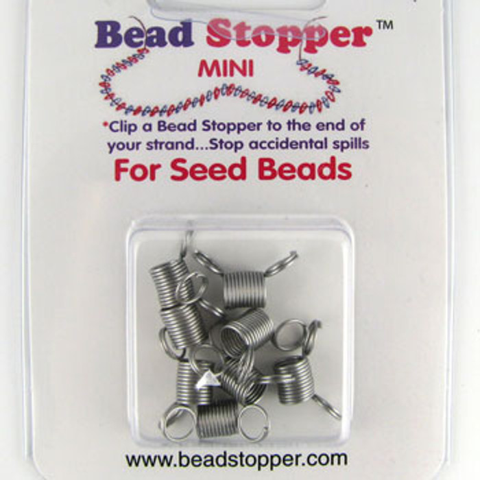 TO0021 - Mini Bead Stopper (pkg of 8)