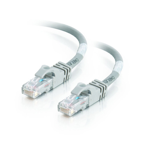 1.5FT CAT5e Modem Network Cable ( Gray)