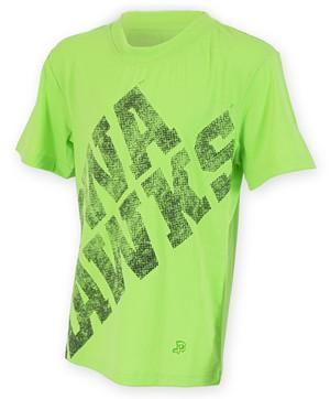 Iowa Hawkeyes Green Youth T-Shirt - Alexis