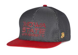 Iowa State Men's Cardinal Hip Hop Hat - Sean