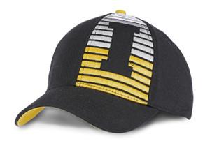 Iowa Hawkeyes Men's Black & Gold Cap - Bennett
