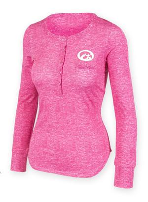 Alexa Pink Heather Shirt