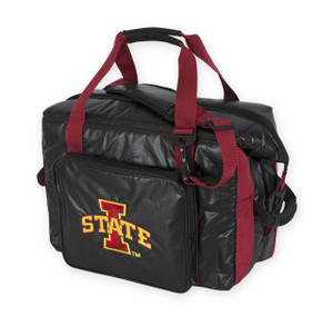 Iowa State Cardinal & Black Expandable Cooler - Oliver