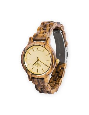Wooden Watch Women's