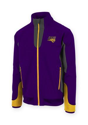 UNI Panthers Purple and Gold Jacket - Finn