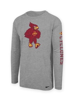 Henry Grey Long Sleeve ISU