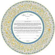 Joy & Happiness Ketubah