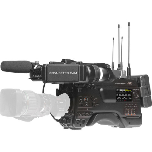 """JVC GY-HC900 2/3"""" HD Connected Camcorder"""