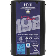 IDX System Technology DUO-C198 191Wh High-Load Battery with D-Tap Advanced, Standard D-Tap & USB Port