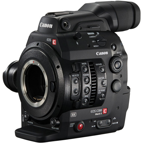 Canon C300 Mark II Cinema EOS Camcorder Body