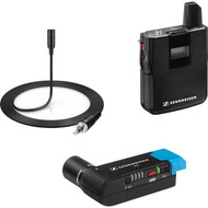 Sennheiser AVX Camera-Mountable MKE2 Lavalier Pro Wireless Set