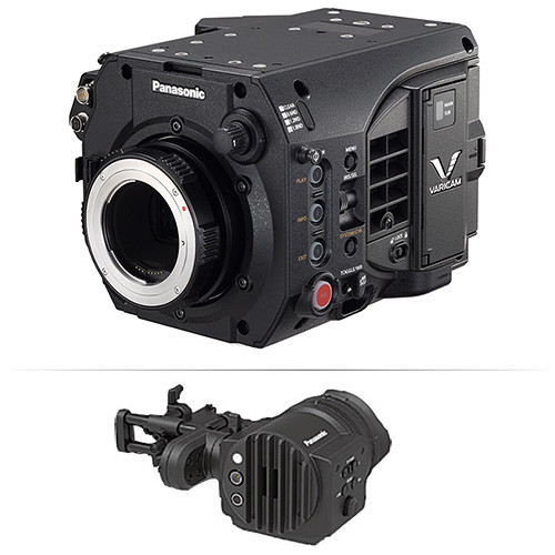 Panasonic VARICAM LT-VF PACKAGE