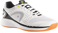 HEAD Men's Sprint Pro White/Black Racquetball Shoes