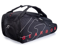 Gearbox Legend Black/Red Ally Bag