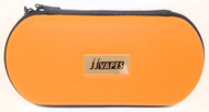 Large Zipper Case - Orange
