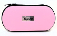Large Zipper Case - Pink