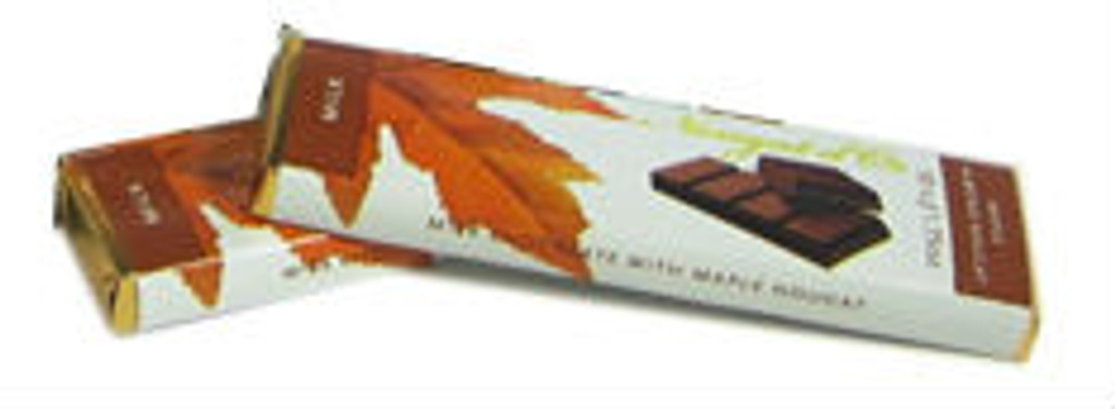 Canada True Milk Chocolate Bar - Maple Nougat (3 Pack of 50 g)