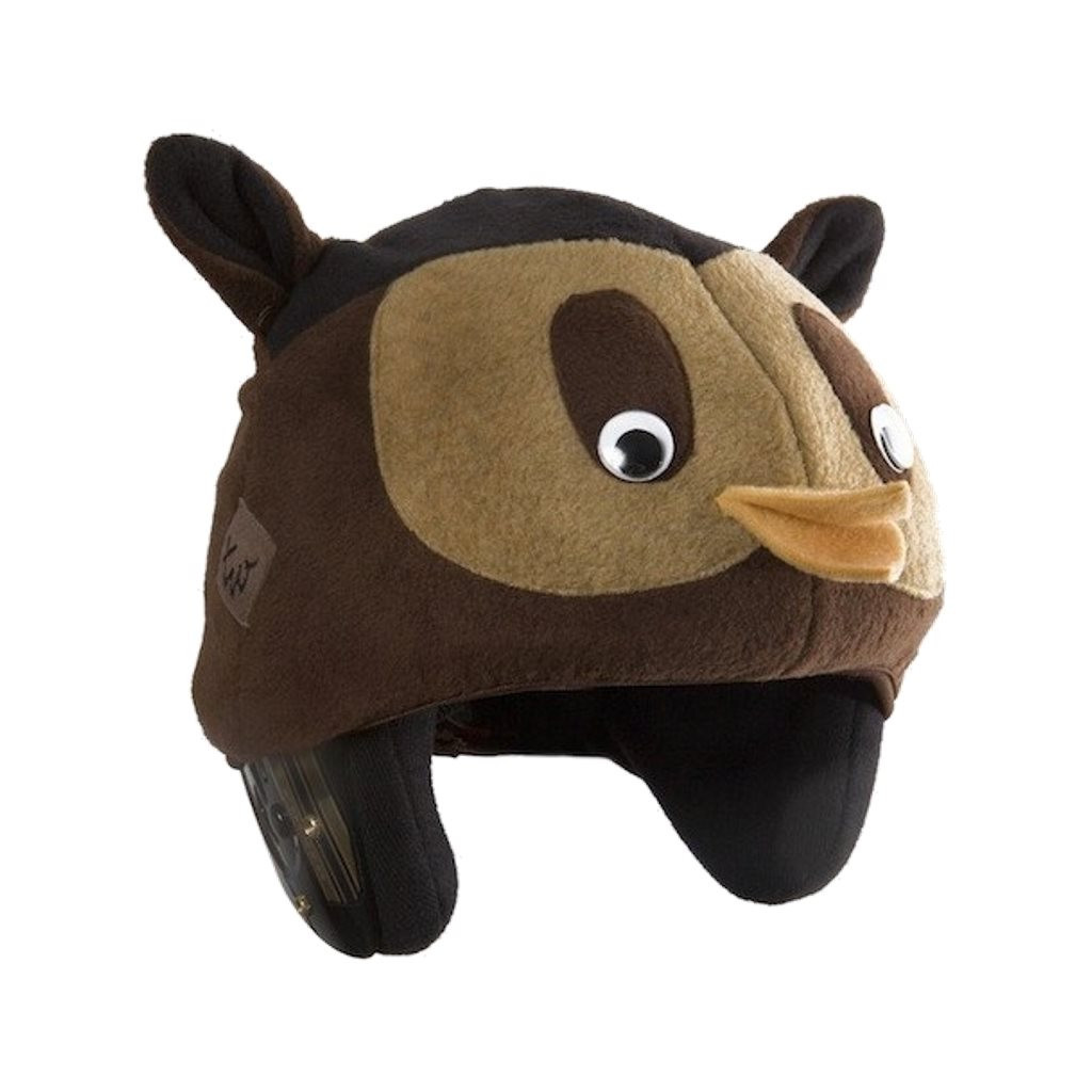 Owl Helmet Cover (Child) by Tail Wags - Ships in Canada Only