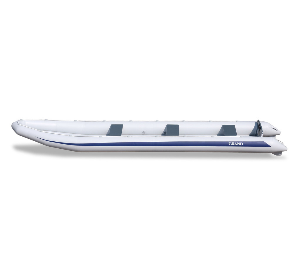 Argus A550/A550P Inflatable Canoe by Grand Marine