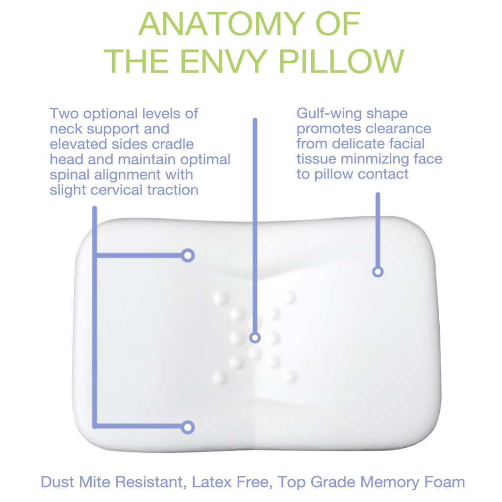 Envy Pillow by Envy Pillow
