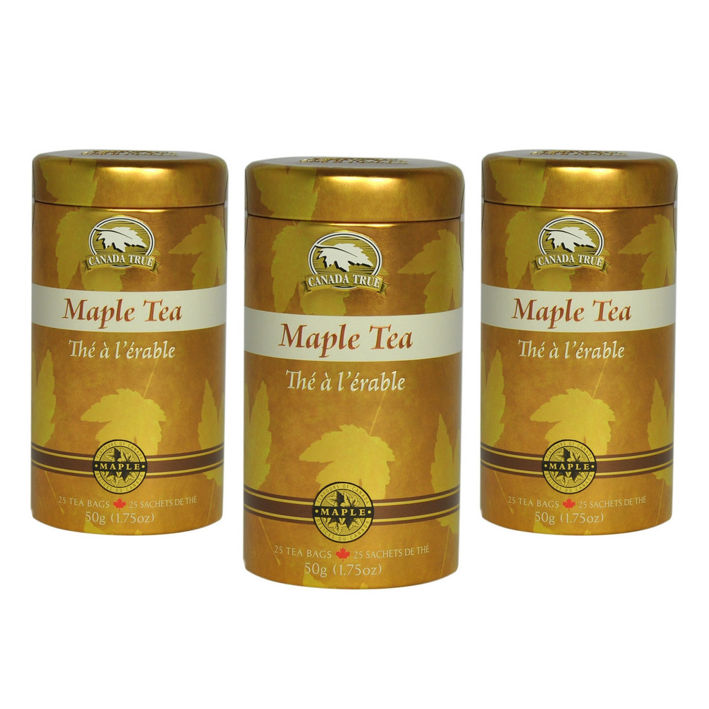 Tea Maple (3 Pack) by Canada True