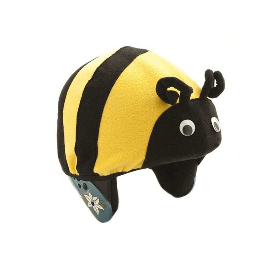 Bumble Bee Helmet Cover (Child) by Tail Wags - Ships in Canada Only