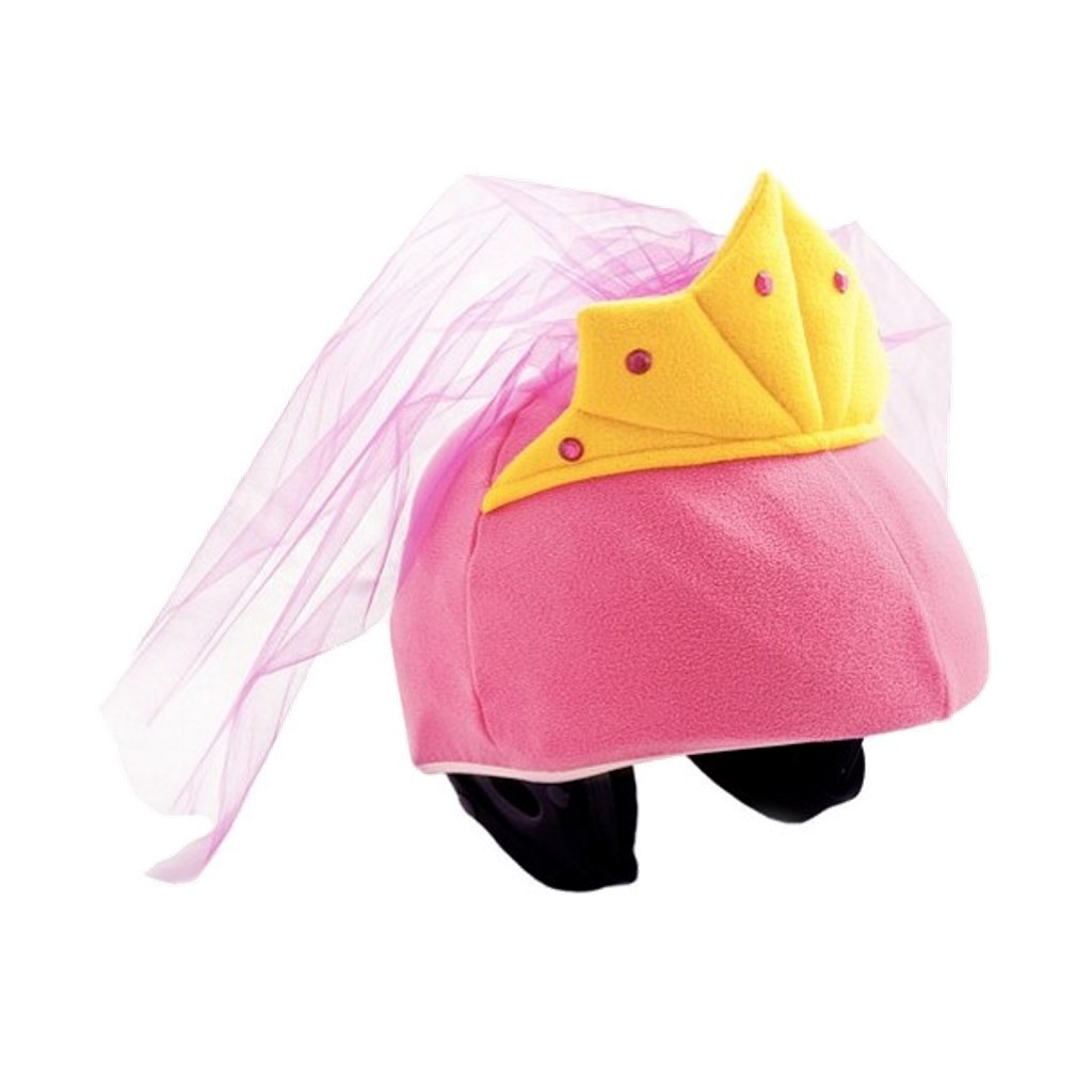 Fairy Princess Helmet Cover (Child) by Tail Wags - Ships in Canada Only